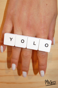 MIKIKO YOLO keyboard ring