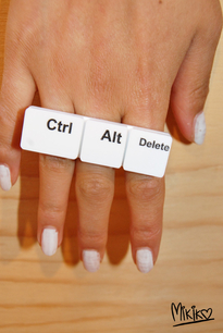 MIKIKO keyboard ring