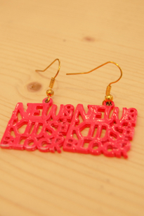 NKOTB earrings