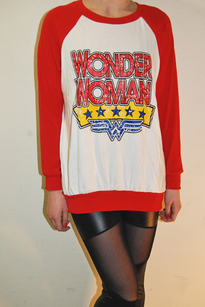 Wonderwoman red