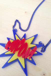 Kapow necklace