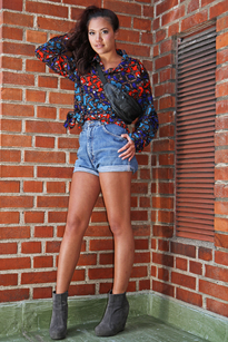 Allie VINTAGE shorts