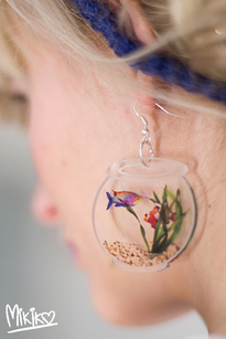 Fishbowl MIKIKO earrings