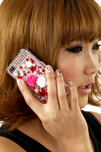 Gyaru Iphone case