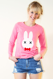 Dead bunny top