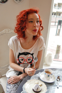Owl t-shirt